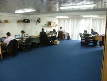 new office in peru